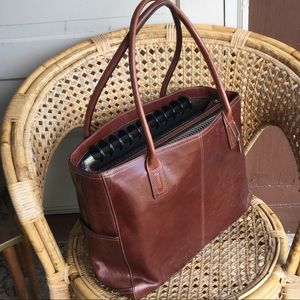 Fossil 1954 Professional Laptop Tote ZB9669